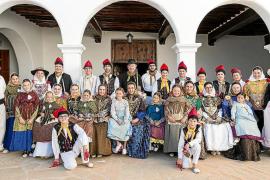 Elisa Pomar y la Colla de Balansat recibirán la Medalla de Oro del Consell d'Eivissa