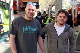 Andrés Ferrer y Pablo Moreno