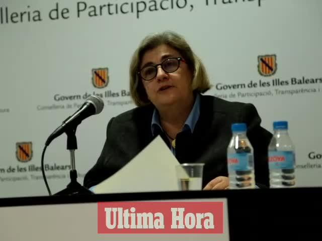 Camps dimite como consellera de Transparència y Cultura