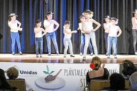 Baile y solidaridad, juntos para ayudar a Manos Unidas
