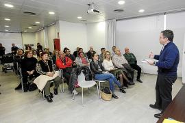Marí Ribas anuncia que Sant Jordi tendrá agua «buena» en junio