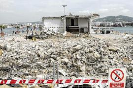 APB rescinde el contrato con la empresa de las obras de es Martell por incumplir los plazos