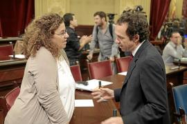 Pilar Costa y Elena López rechazan una conselleria en el Govern de Armengol
