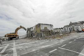 Vila quiere mantener el actual diseño del edificio de es Martell y la oposición pide cambios