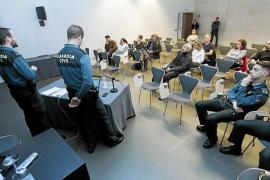 El equipo ROCA de la Guardia Civil traslada su base a Santa Eulària por «operatividad»