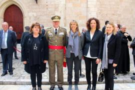 Juan Cifuentes Álvarez toma posesión como comandante general de Balears