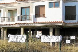 Dos meses para la demolición de la vivienda ilegal de s'Argamassa