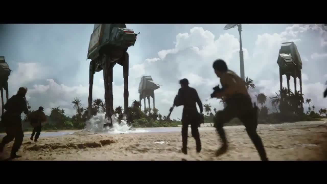 Rogue One, el primer 'spin off' de Star Wars ya tiene tráiler
