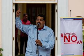 Maduro llama «racista, basura corrupta y basura colonialista» a Rajoy