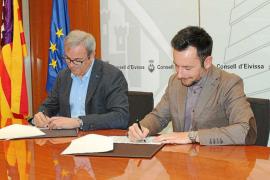 Torres y Ruiz escenifican el fin de la guerra política para reabrir la estación del Cetis