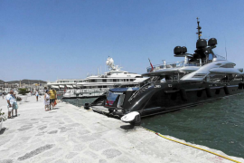 YSM Marinas gestionará las grandes esloras del muelle de Levante