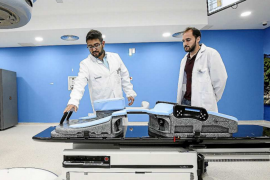 Radioterapia empieza a aplicar técnicas para evitar la radiación sobre órganos no afectados