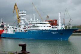 Un vigilante de seguridad de un atunero vasco mata a un compañero y después se suicida