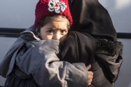 Reino Unido denuncia la desaparición de 129  niños en el campamento de refugiados de Calais