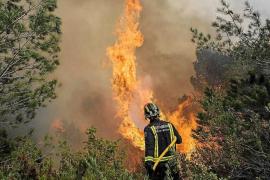 Los propietarios forestales auguran un verano «duro» de incendios por la sequía