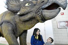 Dinosaurios muy reales