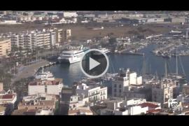 Formentera actuará vía judicial para evitar el traslado de estación marítima