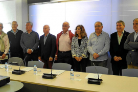 Sant Antoni quiere implicar al Govern y al Estado en su plan de transformación
