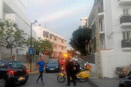 Un centenar de vecinos de Talamanca  se queda sin luz por una subida de tensión