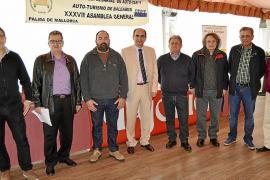 Encuentro anual de taxistas de FEBT