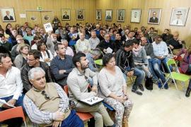 El sospechoso 'narco' revienta la puja de las playas de Sant Josep