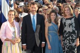 ENLACE MATRIMONIAL DE NICOLÀS DE GRECIA CON TATIANA BLATNIK