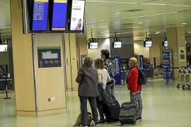 El aeropuerto de Eivissa cerró marzo con un 18,2 % más de pasajeros que hace un año