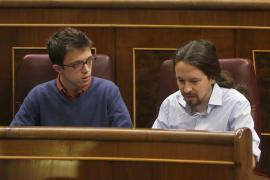 Archivada la querella por financiación ilegal contra Iglesias y Errejón