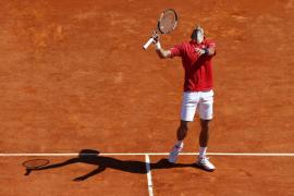 Vesely sorprende a Djokovic en la segunda ronda de Montecarlo
