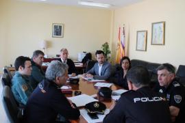 La Policía Nacional reforzará el operativo de desalojo en sa Penya