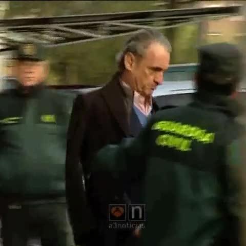 El juez decreta prisión incondicional para el exbanquero Mario Conde