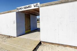 Protestas en Talamanca por la falta de mantenimiento en los servicios de la playa