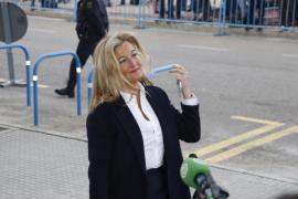 Virginia López Negrete no se plantea retirar la acusación a la infanta