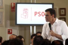 Sánchez: «En el PP hay patriotas que confunden patria con patrimonio»