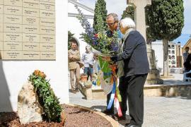 Las víctimas republicanas ya tienen su memorial en el Cementeri Vell de Vila
