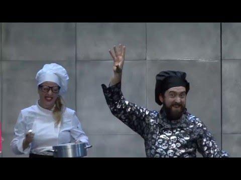 'Chefs', humor y teatro gestual en Peguera