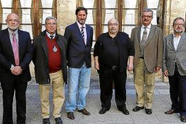 Exposición 'Los molinos de Mallorca' en el Centro de Historia y Cultura Militar de Balears
