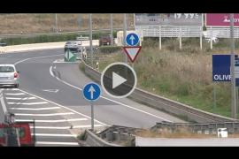 El Consell de Eivissa inicia el día 20 las obras de mejora de la señalización de la E-20