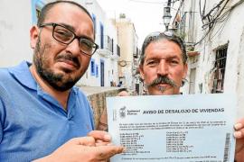 Las familias de sa Penya piden «dignidad» y que no se les «criminalice»