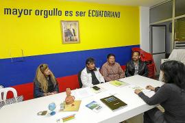 La Asociación de Ecuatorianos pide ayuda a los pitiusos tras el terremoto