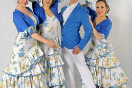 Adrián Pineda presenta en Cas Serres 'Derroche de colores'