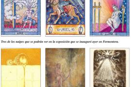 Doble cita en las Pitiüses con las obras del valenciano Ramon Pérez Carrió