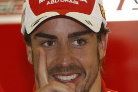 Alonso, el mas rápido en cualquier condición de la pista, aspira a la «pole»