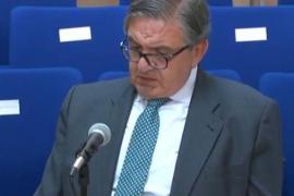 García Revenga, sobre las Infantas: «Les  daba mi opinión, unas veces me hacían caso y otras no»