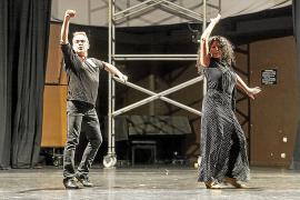 Flamenco para ayudar a los vecinos de Es Pratet