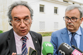 El conseller Martí March asegura que sería «un error» trasladar la sede de la UIB a Sa Coma