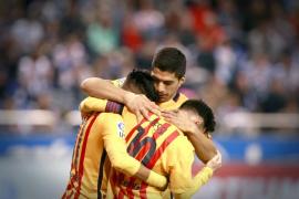 El Barcelona ridiculiza al Deportivo y empieza a cerrar la herida