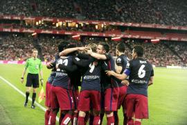 La conexión Griezmann-Torres mantiene la candidatura del Atlético