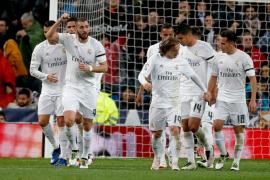 Modric mantiene en el pulso por la Liga a un Real Madrid lanzado