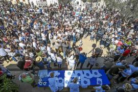 Formentera descarta más movilizaciones por el traslado de la estación marítima